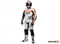 Kozni kombinezon 54 Stage6 Racing MKII white