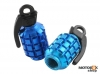 Kapice ventila STR8 Granate blue