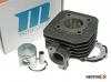 Cilindar kit  MF plus 50cc Peugeot horizontal AC
