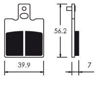 Plocice kocnica O006 Vicma (S1001)