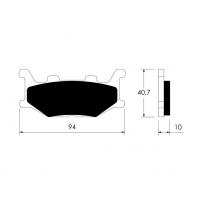 Plocice kocnica P10743 Vicma