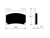 Plocice kocnica P10784 Vicma (S1007)