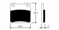 Plocice kocnica P10785 Vicma (S1009A)