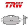 Plocice kocnica TRW MCB590 ORGANIC