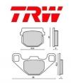 Plocice kocnica TRW MCB519 ORGANIC