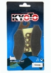 Plocice kocnica KYOTO S1118 (polu metal)