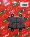 Plocice kocnica TRW MCB562 Organic