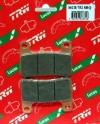Plocice kocnica TRW MCB752SRQ sinter