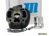 Cilindar kit  MF Eco 50cc Minarelli AC horizontal