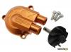 Vodena pumpa S6 CNC Minarelli orange