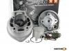 Cilindar kit S6 Racing Modular 70cc Piaggio LC