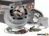 Cilindar kit S6 Racing modular 70cc Minarelli horizontal CPI LC