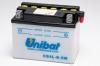 Akumulator Unibat 12V 14Ah sa kiselinom desni (134x89x166)